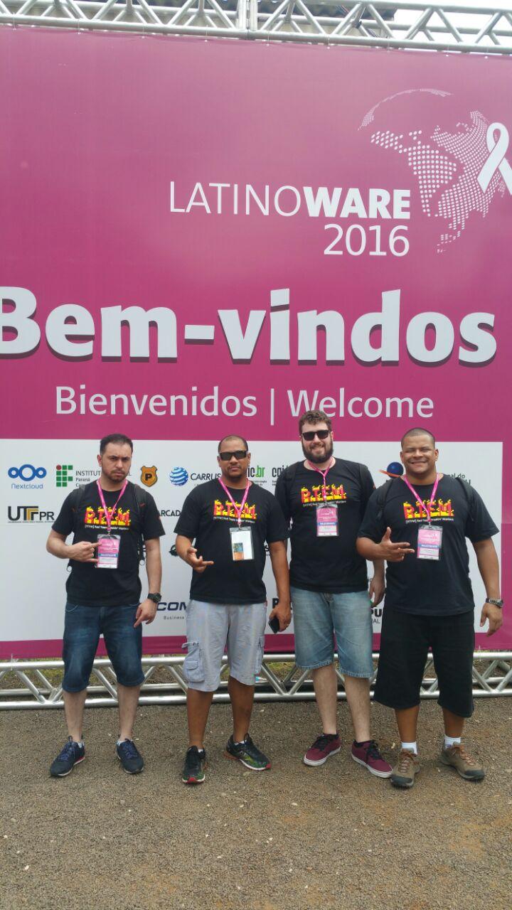 RTFM@Latinoware