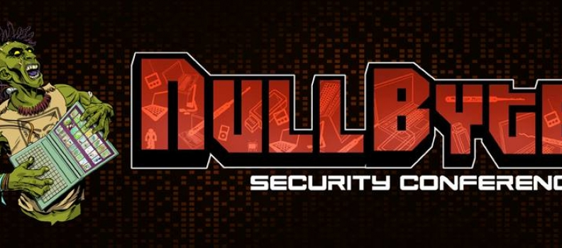 Ingressos para a NullByte Security Conference