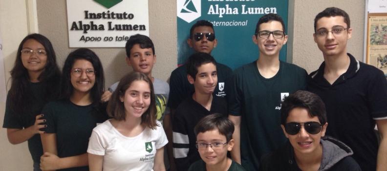 Resumo do CTF no Instituto Alpha Lumen
