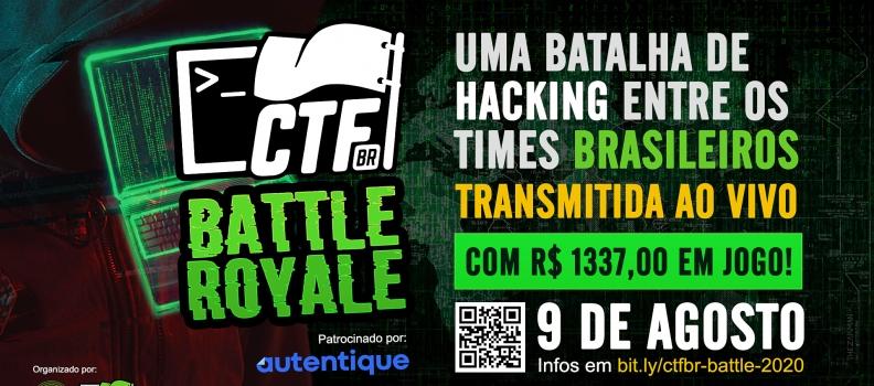 CTF-BR Battle Royale 2020
