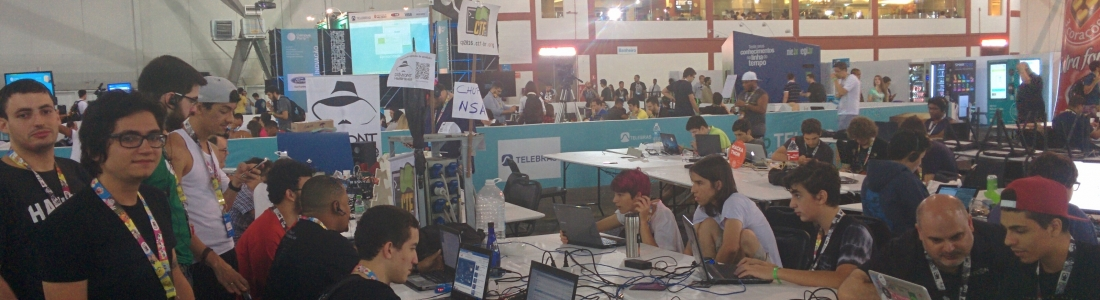 CTF-BR na CPBR9 – Sucesso total!