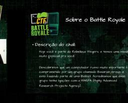 Write-up CTF-BR Battle Royale 2020