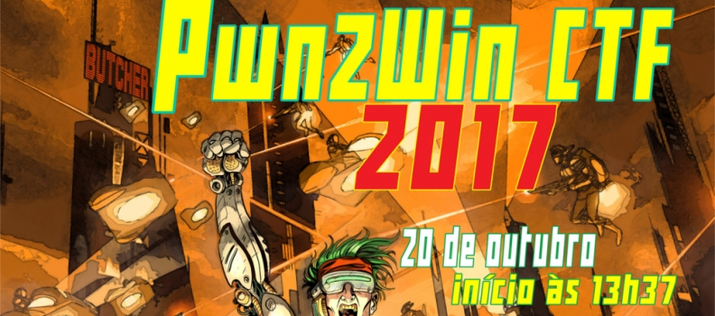 Pôster do Pwn2Win 2017
