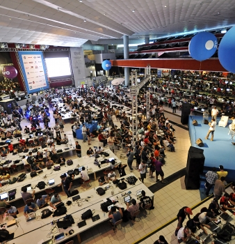 CTF-BR + Clavis na Campus Party 2016