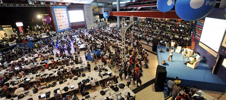 CTF-BR + Clavis na Campus Party 2016